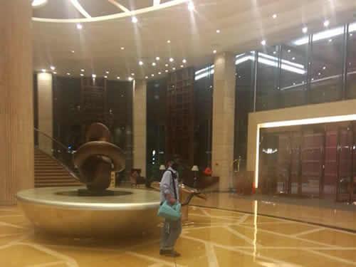 南京某酒店除四害
